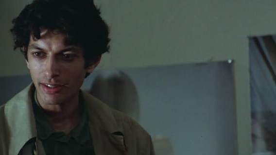 Jeff Golblum in the Body Snatchers